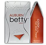 Betty Beauty Auburn Betty - Color for The Hair Down There Hair Coloring Kit