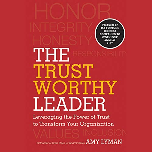 The Trustworthy Leader cover art