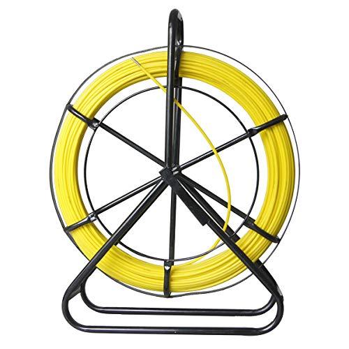 KATSU Tubería de fibra de vidrio 6x100M, herramienta de