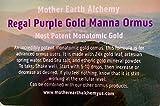 Regal Purple Gold Manna Ormus - 1oz - Mother...
