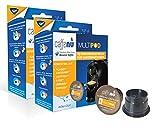 Caffenu® Cápsulas de limpieza Multipod para Tchibo Cafissi