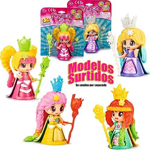 Pinypon Queens (Famosa 44715577)