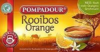 ポンパドール ルイボスティー スウィートオレンジ 20TB × 6個