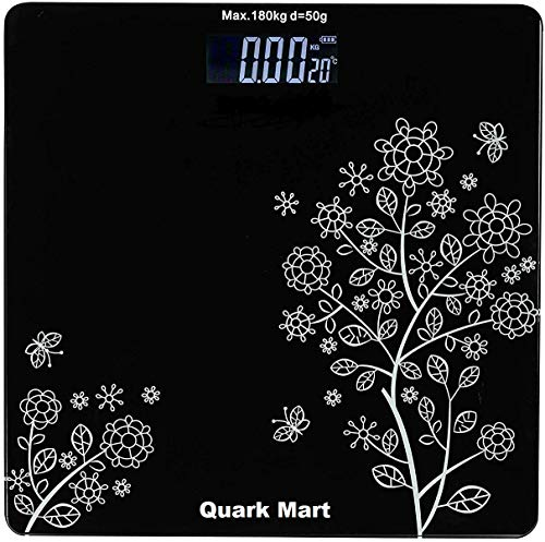 QUARK MART Heavy Thick Tempered Glass LCD Display Digital...