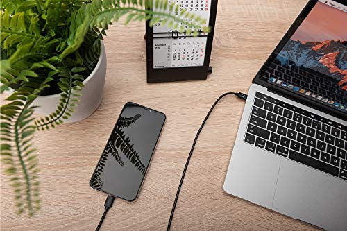 DIGITUS USB-C Ladekabel Datenkabel - 1m - 3 Stück - USB 2.0 Typ-C- Power-Delivery - Smartphone / Tablet / Notebook