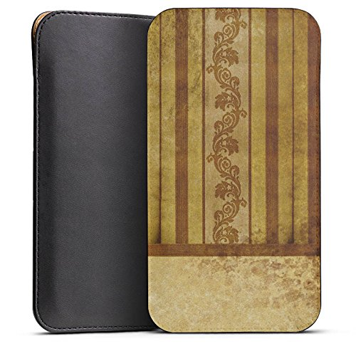 DeinDesign Cover kompatibel mit Wiko Highway Pure Hülle Tasche Sleeve Socke Schutzhülle Retro Streifen Stripes