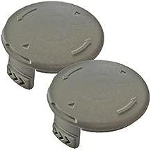 Ryobi P2002 P2000 18V String Trimmer (2 Pack) Replacement Spool Cap # 522994001-2pk