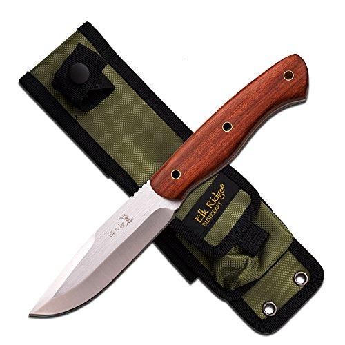 Elk Ridge ER544WD Couteau à Lame Fixe