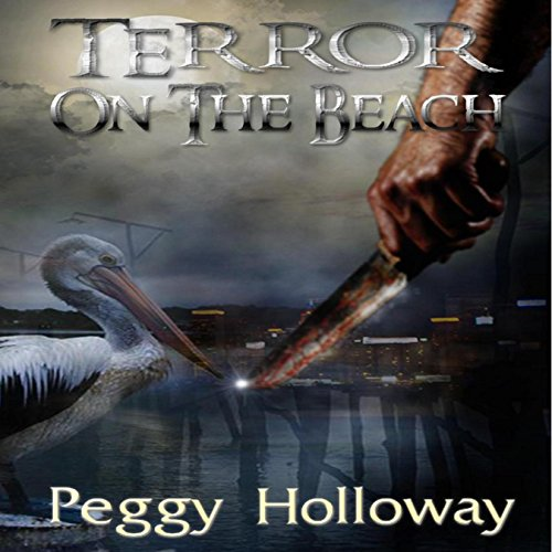 Terror on the Beach audiobook cover art