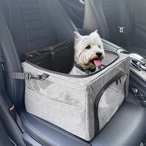 Slowton Dog Booster Car Seat