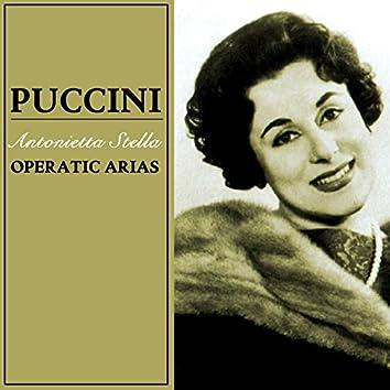 Puccini: Operatic Arias