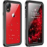 Best Waterproof Case For Iphones - Justcool for iPhone XR Case Waterproof, Full Body Review