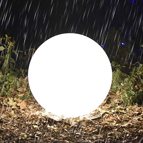 Homever Luci Solari Esterno con Telecomando, Luci Solare per giardino con Luce a 16 colori statici RGB e 4 Modalità intelligenti da Scegliere, Solare per Giardino, Patio