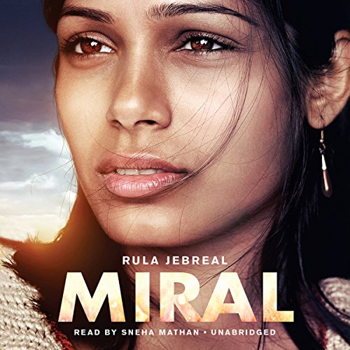 Miral audiobook cover art