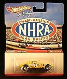 SNAKE CUDA NHRA CHAMPIONSHIP DRAG RACING Hot Wheels 2011 RACING SERIES 1:64 Scale Die-Cast Vehicle