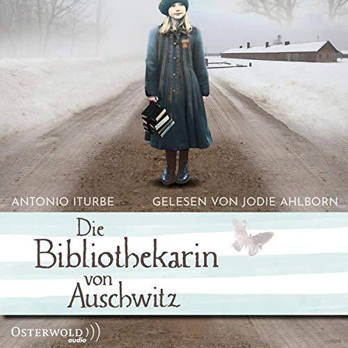 『Die Bibliothekarin von Auschwitz』のカバーアート