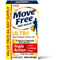 64-Count Move Free Type II Collagen Boron & HA Ultra Triple Action Tablets