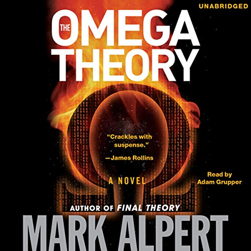 The Omega Theory audiobook cover art