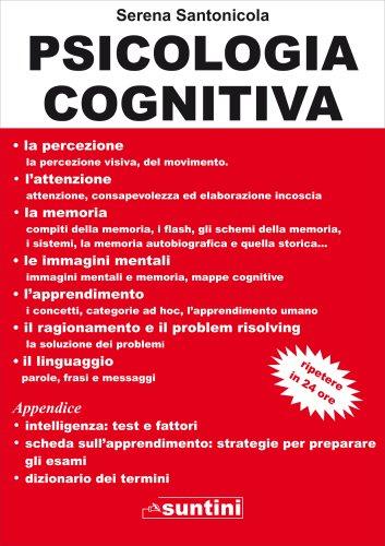 Psicologia Cognitiva (Suntini)