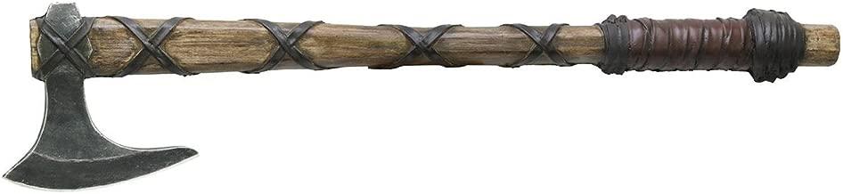 Shadow Cutlery Vikings Foam Battle Axe of Ragnar Lothbork LARP Item TV Series