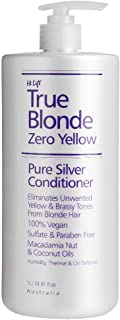 Hi Lift True Blonde Zero Yellow Conditioner 1 Litre,
