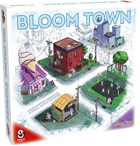 Playagame Edizioni - Bloom Town - Edizione Italiana