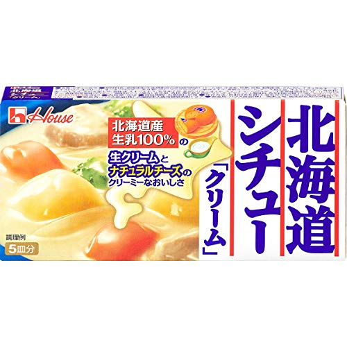 ハウス 北海道シチュークリーム 90g×10個