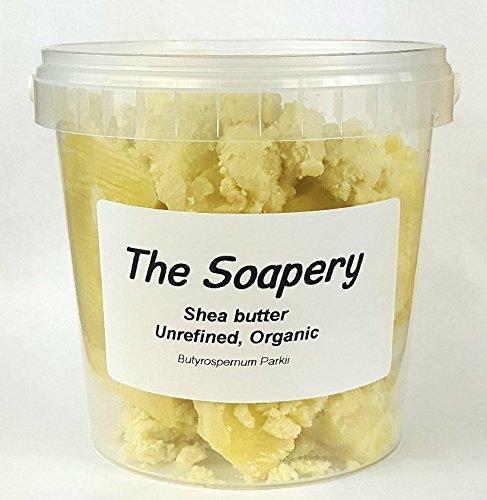 Šī sviests 500 g - organisks, nerafinēts, tīrs un dabīgs - 100% tīrs