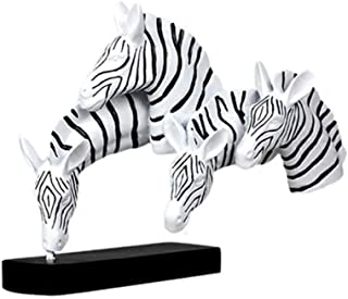 Living Room Decorative Sculpture, Resin Home Decoration Figurine, Suitable For Living Room, Bedroom, Office (33 X 9 X 26 Cm)