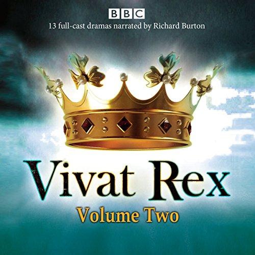 Vivat Rex: Volume 2 cover art