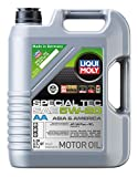 Liqui Moly 2259 Special Tec AA 5W-20 Synthetic Motor Oil, 5 Liter