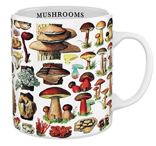 Ceramic Mushrooms Mug