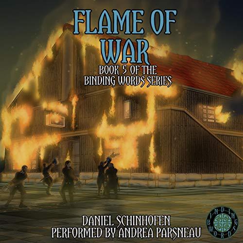 Couverture de Flame of War