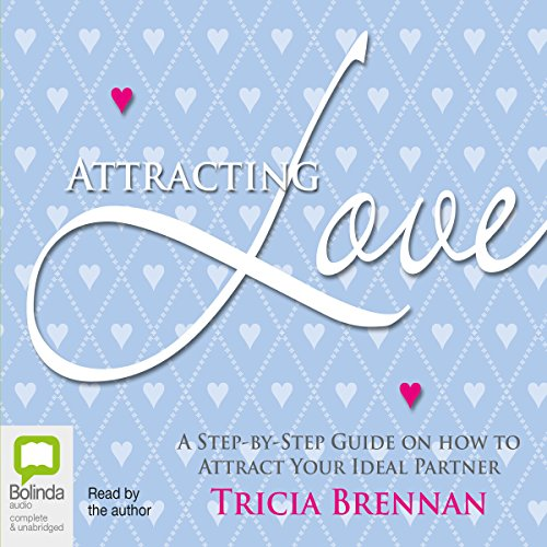Attracting Love audiobook cover art