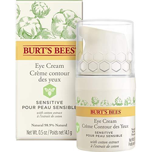 Burt's Bees Burt'S Bees All Natural Hydrating Daily Eye Cream Tube, Sensitive Formula, 10 G 21 g