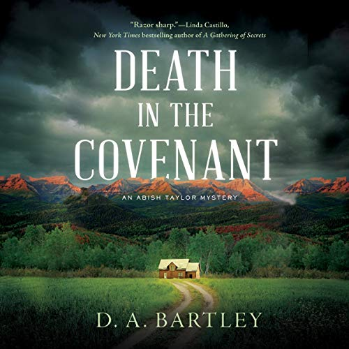 Death in the Covenant audiobook cover art