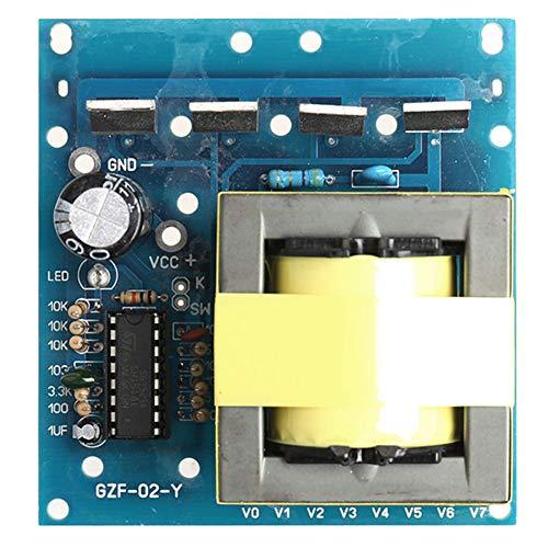 szlsl88 Inverter Board 500 Watt Konverter Modul Ersatzteile Step-up DIY Weit verbreitet Transformator Power Durable Schaltzubehör Energiesparende Boost Regler 12 V Bis 220 V 380 V