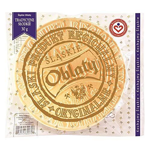 Śląskie oblaty tradycyjne słodkie 30 g Visa