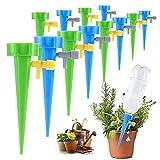 MINGMIN-DZ Dauerhaft 12 PCS Auto Tropfbewässerung Bewässerungssystem Bewässerung Spike Gartenpflanzen Blumen-Bewässerungs-Kits den Haushalt Waterers