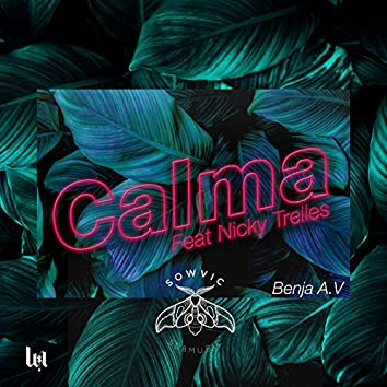 Calma feat Nicky Trelles