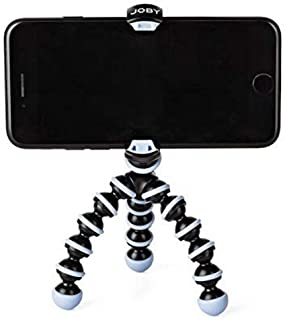 JOBY GorillaPod Mobile Mini, Flexible Mini Tripod for Smartphones, Compatible with iPhones, Android and Windows Smartphone...