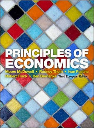 Principles of Economics (UK Higher Education Business Economics)