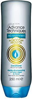 Avon 360 Nourishment Moroccon Argan oil conditioner