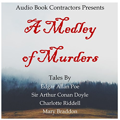 A Medley of Murders audiobook cover art