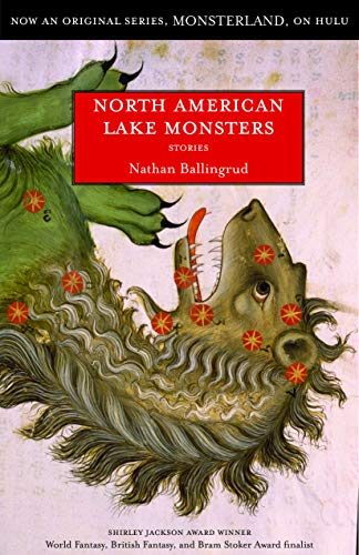 North American Lake Monsters: Stories (English Edition)