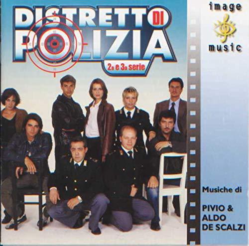 Distretto di polizia 2a e 3a serie (Colonna sonora originale della serie TV)