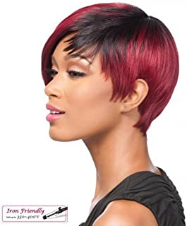 It's a Wig Synthetic Wig Q-CRISTINE (1B) by It's a Wig