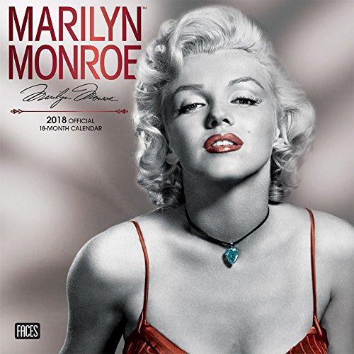 Marilyn Monroe 2018 - 18-Monatskalender: Original BrownTrout-Kalender [Mehrsprachig] [Kalender] (Wal