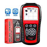 Autel AL619 Autolink Engine/ABS/SRS Warning Light,Quick Test On The...