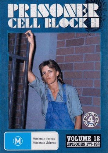 Prisoner: Cell Block H - Vol. 12 (Ep. 177-192) - 4-DVD Set ( Caged Women ) ( Women Behind Bars )